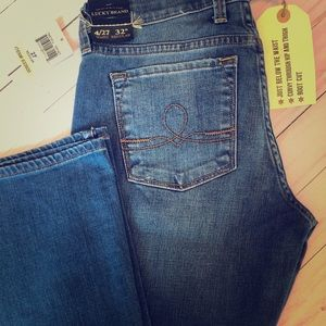 NWT Lucky Brand Jeans